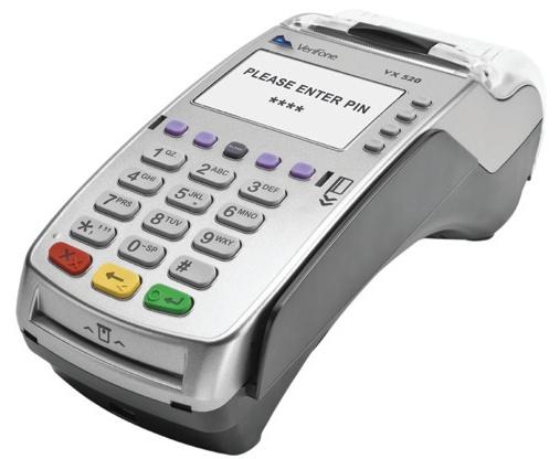Maksupaate-Verifone-Vx520